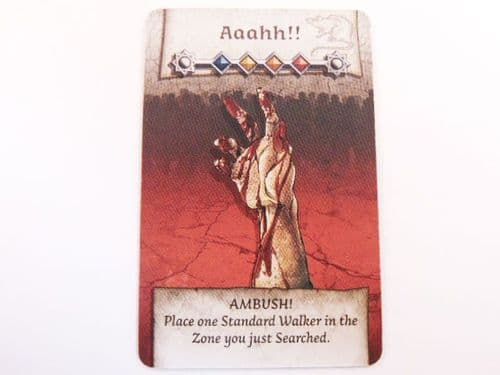 survivor equipment aaargh card
