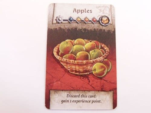survivor equipment card (apples)
