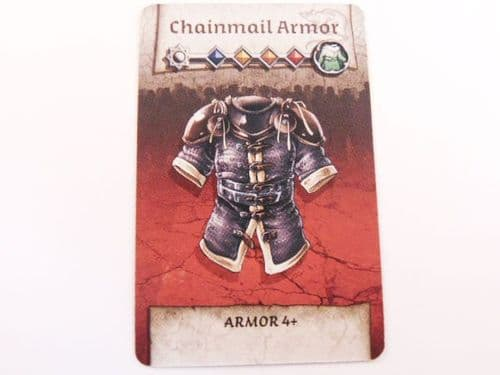 survivor equipment card (chainmail armour)