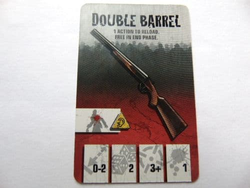 survivor equipment card (double barrel)