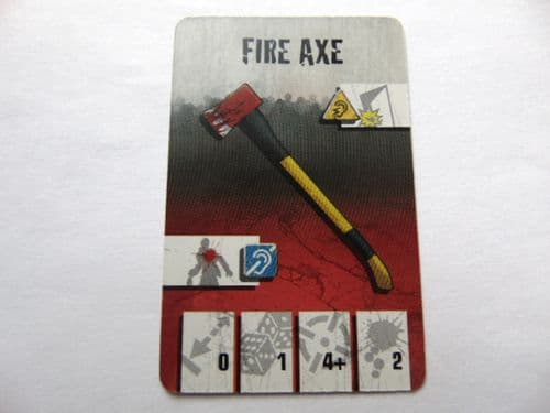 survivor equipment card (fire axe)