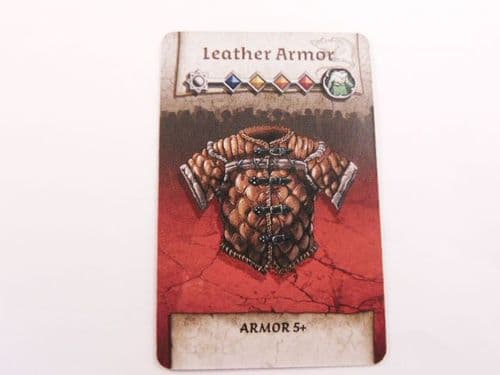 survivor equipment card (leather armour)