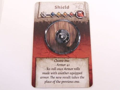 survivor equipment card (shield)