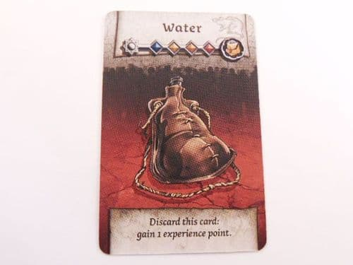 survivor equipment card (water)