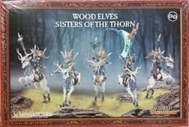 wood elf wild riders