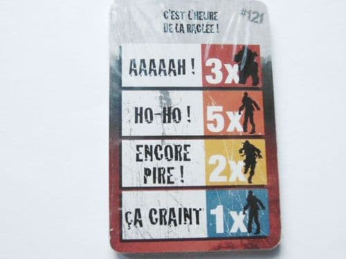 zombie cards (french)
