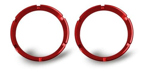 Kchilites Flex; Bezel Ring Red (Pr)