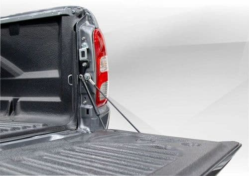 Rival Ezy Drop Tailgate Damper Mitsubishi L200 2015+ With Solid Steel Risers