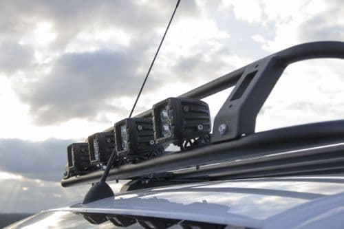 Rival Ford Ranger  Double Cab Roof Rack