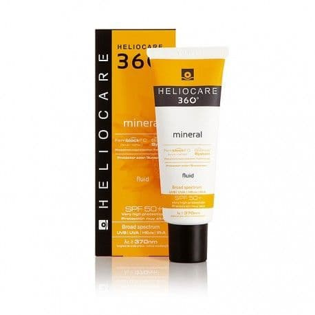 Heliocare 360 Mineral Fluid SPF 50+