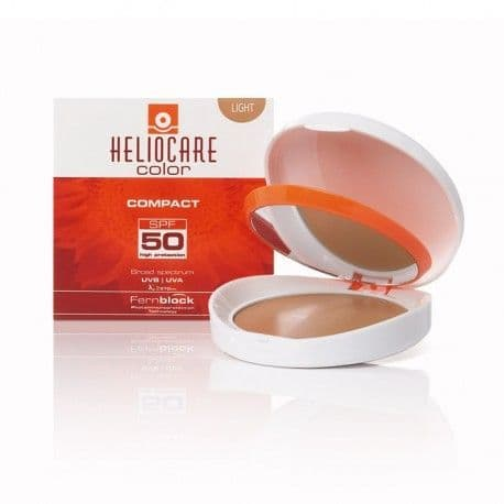 Heliocare Compact SPF 50 Light  - 10g
