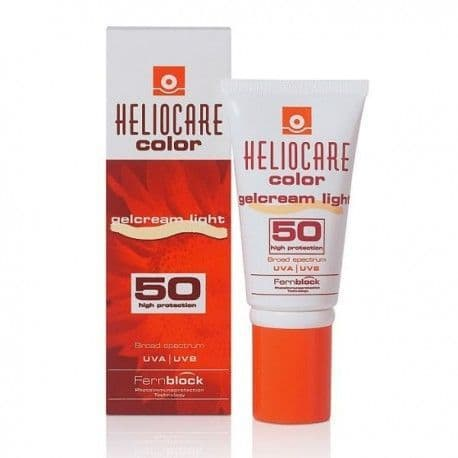 Heliocare Gelcream Colour Light SPF 50   50ml