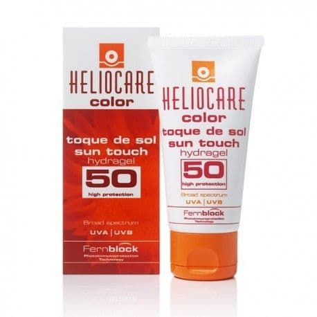 Heliocare Hydragel Sun Touch SPF 50  50ml