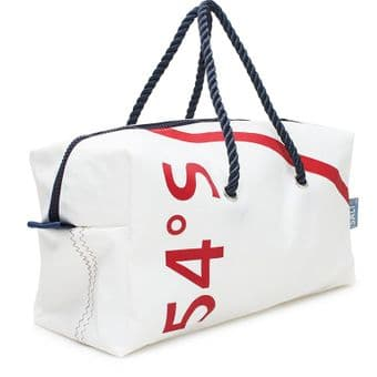Compass Collection - Recycled Sailcloth Medium Holdall