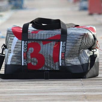 Team Navigator Kit Bag - Carbon