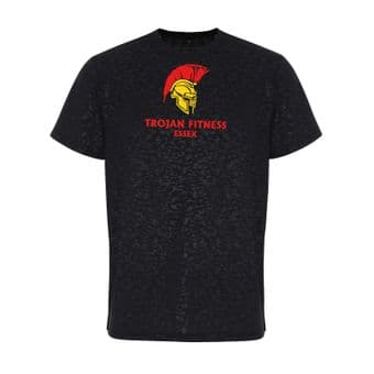 Trojan Fitness NUCLEAR RACE T-Shirt - Mens