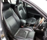 FORD MONDEO MK3 HATCHBACK BLACK LEATHER HEATED INTERIOR SEATS 2001-2003