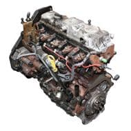 FORD MONDEO MK4 2.2 TDCi BARE ENGINE QXBA 2007 - 2010
