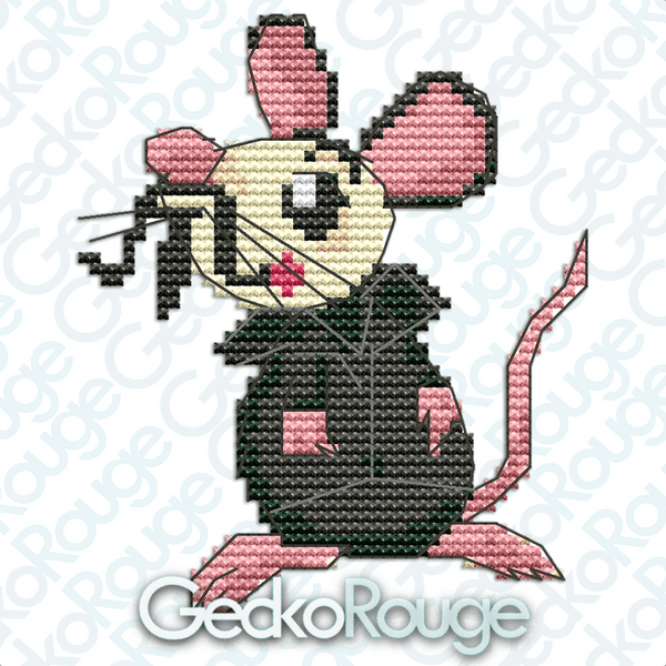 Anonymouse by Sugar & Spice, All Things Mice [READY TO SHIP]