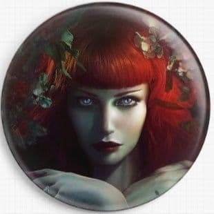Ariel By Omri Koresh Licensed Art Needle Minder