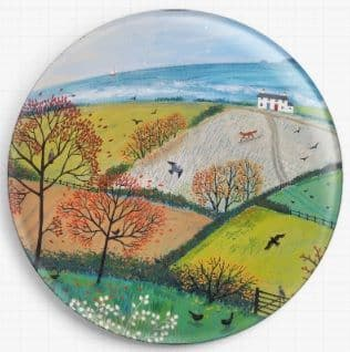 Autumn Breeze By Jo Grundy Needle Minder
