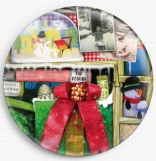 Christmas Stories By Colin Thompson Licensed Art Needle Minder No: 4