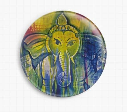 Ganesh By Pamela Varacek Licensed Art Needle Minder