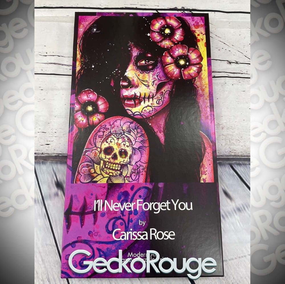 I'll Never Forgot You Jigsaw Puzzle Print by Carissa Rose [READY TO SHIP]
