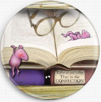 Neverending Stories By Colin Thompson Licensed Art Needle Minder 02