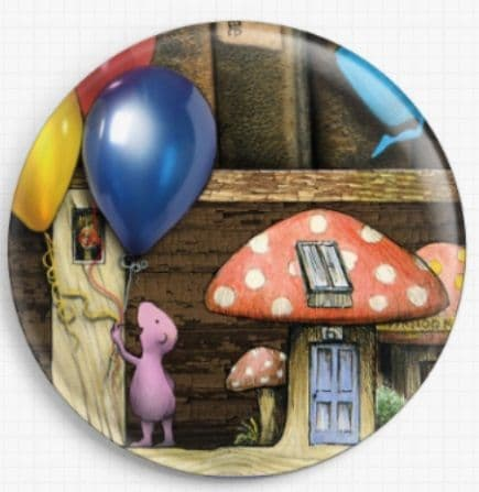 Neverending Stories By Colin Thompson Licensed Art Needle Minder 05