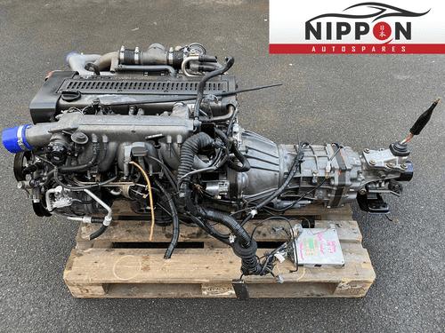 1992 JDM TOYOTA SUPRA JZA70 1JZ-GTE NON VVTI ENGINE W/ R154 5 SPEED TRANSMISSION