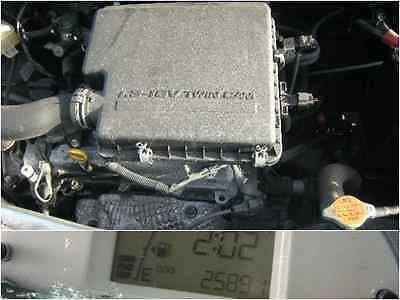 DAIHATSU SIRION K3-VE 1.3 ENGINE 2005-2010