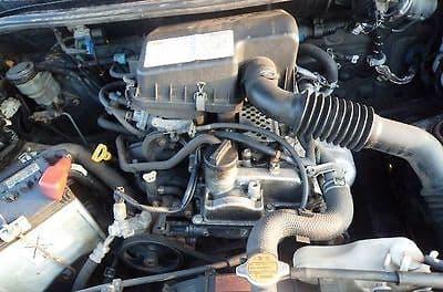 DAIHATSU TERIOS K3-VE 1.3 ENGINE
