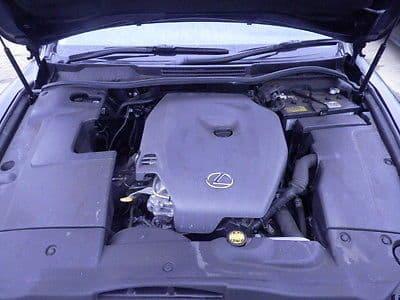 LEXUS IS220 2.2 ENGINE 2AD FHV TURBO DIESEL