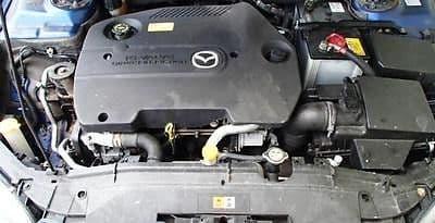 MAZDA 5 MAZDA 6 2.0 DIESEL ENGINE RF