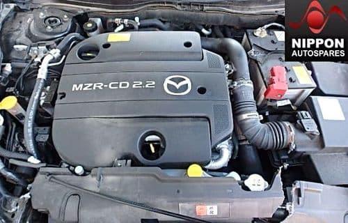 MAZDA 6 2.2 TURBO DIESEL ENGINE R2