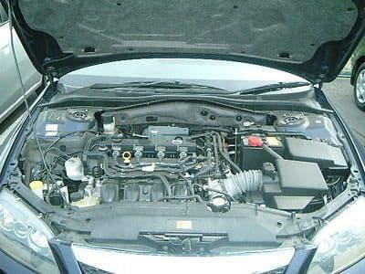 MAZDA 6 ATENZA 2.0 PETROL ENGINE LF VE