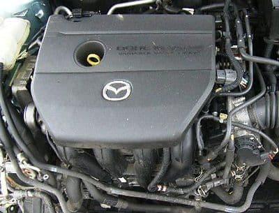 MAZDA MPV 2.0 ENGINE LF VE VARIABLE VALVE TIMING