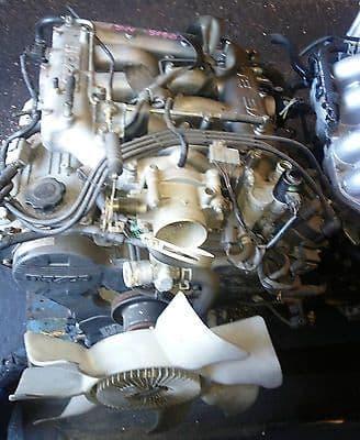 MAZDA MPV 3.0 V6 ENGINE SOHC JE