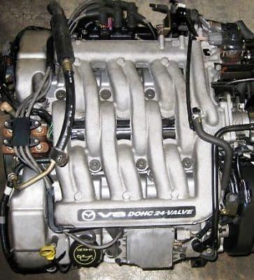 MAZDA MPV GY-DE 2.5 V6 DOHC PETROL ENGINE