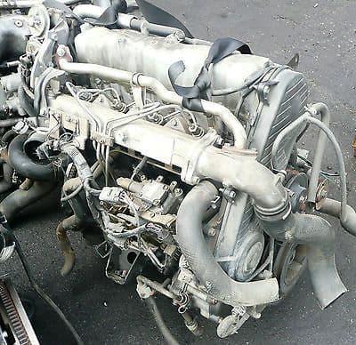 MAZDA WL25 EFI ENGINE FORD RANGER MAZDA BONGO