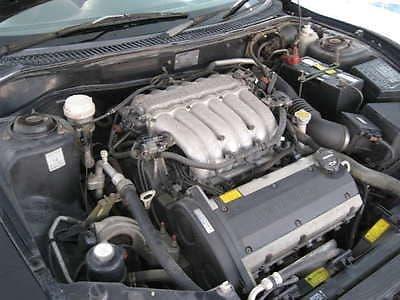 MITSUBISHI FTO GR 6A12 2.0 ENGINE