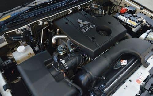 MITSUBISHI SHOGUN PAJERO 3.2 TURBO DIESEL ENGINE 4M41T Di-DC 2006-2012