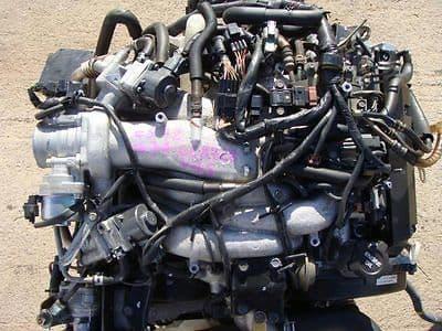 MITSUBISHI SHOGUN PAJERO 3.5 ENGINE 6G74 GDI 1997-2000