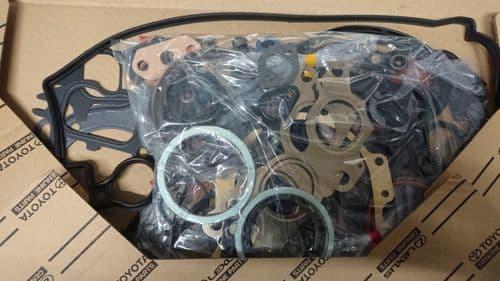 NEW GENUINE TOYOTA CELICA GT-4 ST185 / MR2 SW20 3S-GTE FULL ENGINE GASKET KIT 04111-74402