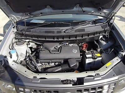 NISSAN CUBE MICRA CR14 DE 1.4 PETROL ENGINE