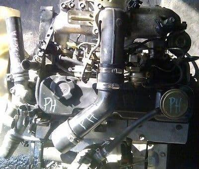 NISSAN ELGRAND 3.2 TURBO DIESEL ENGINE QD32 ETI