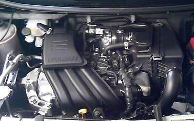 NISSAN MICRA K13 ACENTA HR12DE 1.2 PETROL ENGINE