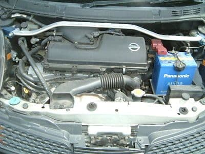 NISSAN MICRA/MARCH K12 CR12 DE 1.2 PETROL ENGINE
