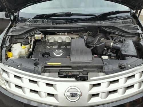 NISSAN MURANO Z50 VQ35 DE ENGINE 3.5 V6 2004-2008